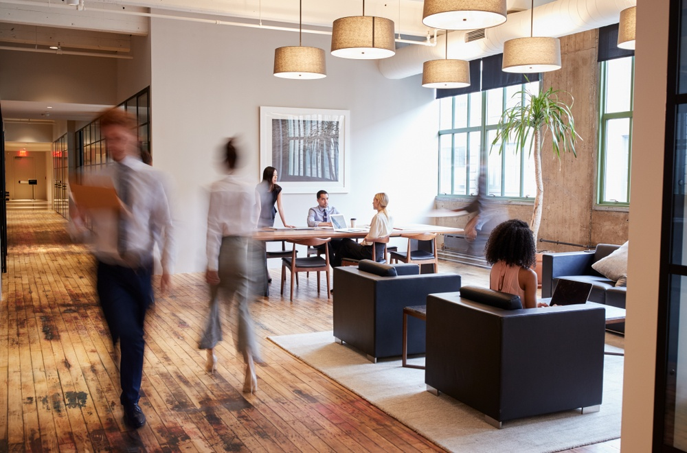 Designer Workspaces The Next Employee Wellness Program